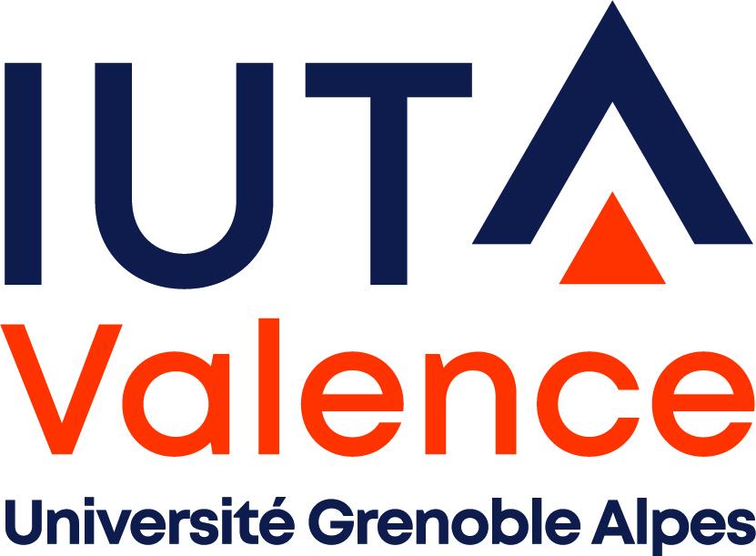 Logo IUT Valence