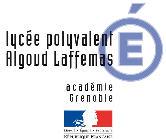 Logo Lycée Agoud Laffemas